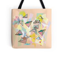 SHAPES artofcomma Tote Bag