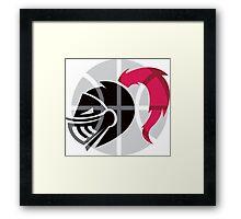 Arcadia basketball Framed Print