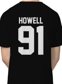 Howell 91 White Classic T-Shirt