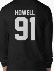 Howell 91 White Long Sleeve T-Shirt