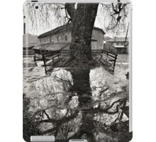 Back to my roots iPad Case/Skin