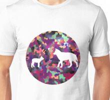 Lamb and Wolf Unisex T-Shirt