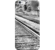 Lonely tracks iPhone Case/Skin