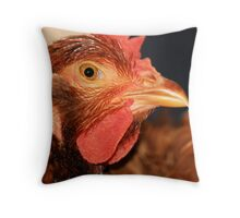 Miss Fortune Throw Pillow