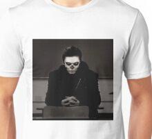 skeleton man Unisex T-Shirt