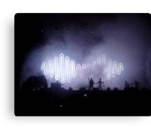 Arctic Monkeys in concert Canvas Print