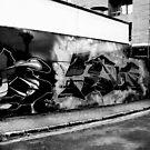 steer art in black and white set 3 by sebmcnulty
