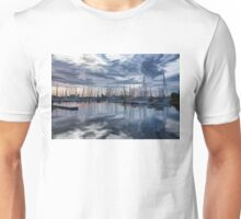 Sailboat Summer Impressions Unisex T-Shirt