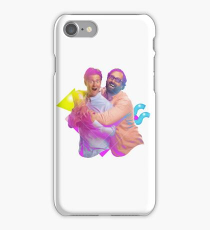 tim and eric awesome show (fixed/better) iPhone Case/Skin