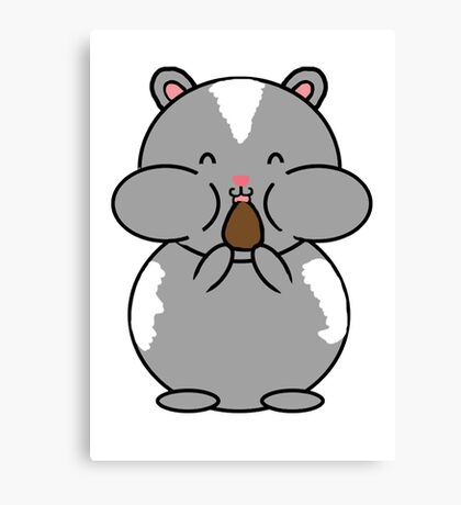 Hamster Canvas Print