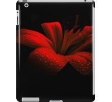 Ruby Duvet Covers iPad Case/Skin