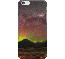 Under the cover of darkness iPhone Case/Skin