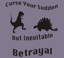 Inevitable Betrayal Kids Clothes