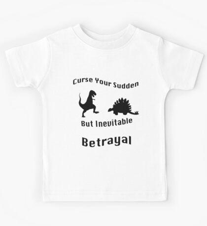 Inevitable Betrayal Kids Tee