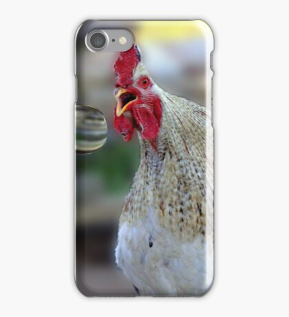 HUH? Is that really me? iPhone Case/Skin
