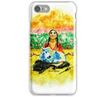 Triumph In Gratitude iPhone Case/Skin