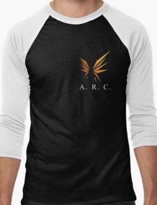 Mankind Divided - A.R.C. Logo Men's Baseball ¾ T-Shirt
