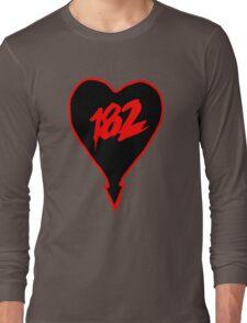 trio-182 (black) Long Sleeve T-Shirt