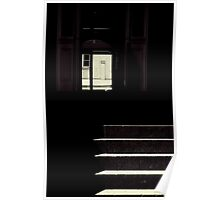 Light of step Poster