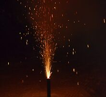 Single firecracker by Emhenji