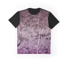Where Are We Now? In Deep Purple Graphic T-Shirt