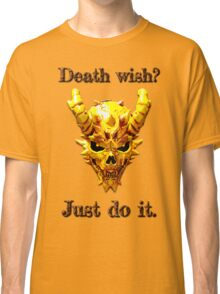 PAYDAY 2 - DEATH WISH Classic T-Shirt