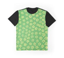 Simple Flowers | Giggling Clovers Graphic T-Shirt