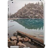 Foggy Morning Moraine Lake iPad Case/Skin