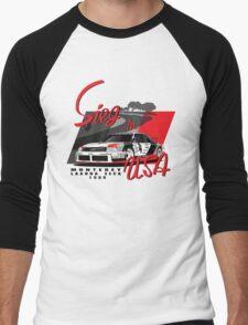 Audi 90 IMSA 1989 Men's Baseball ¾ T-Shirt