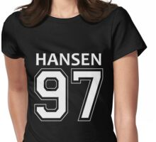 DINAH JANE HANSEN 97 Womens Fitted T-Shirt
