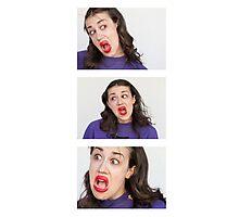 Miranda Sings Photographic Print