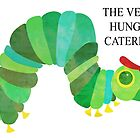 The Very Hungry Caterpie by Steph Hodges