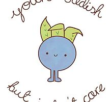 Oddish Card by Steph Hodges