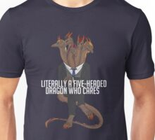 Hiram McDaniels Dragon Welcome to Night Vale Unisex T-Shirt