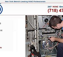 HVAC services by afgocom