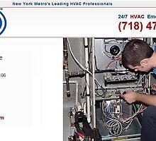 HVAC services by afgocom
