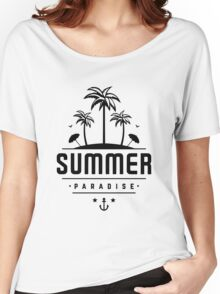 B&W Series (V6) Women's Relaxed Fit T-Shirt
