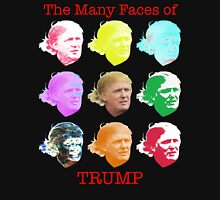 The Many Faces of Trump Unisex T-Shirt