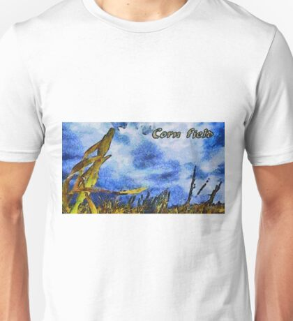 Corn field Unisex T-Shirt