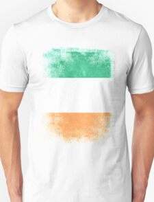 Ireland Flag Proud Irish Vintage Distressed Unisex T-Shirt