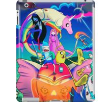 Ancient Psychic Tandem War Elephant  · Adventure Time  iPad Case/Skin