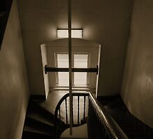 Between floors by athex