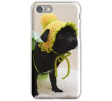 Tinkerbell Pug Puppy iPhone Case/Skin