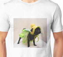 Tinkerbell Pug Puppy Unisex T-Shirt