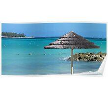 Beautiful Bahamas Poster