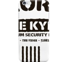 The Kyln iPhone Case/Skin