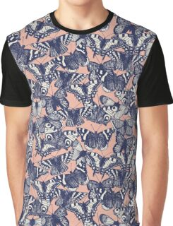 butterfly pale coral Graphic T-Shirt