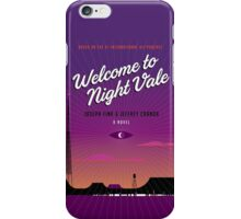 Welcome to Night Vale Drawing Poster iPhone Case/Skin