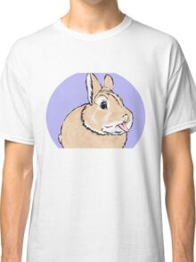 Adorable Bunny Rabbit Classic T-Shirt