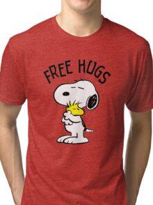 Free Hugs Tri-blend T-Shirt